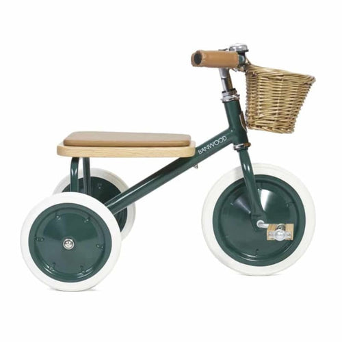 Banwood Trike - Green - Fast shipping Dreamy Kidz -