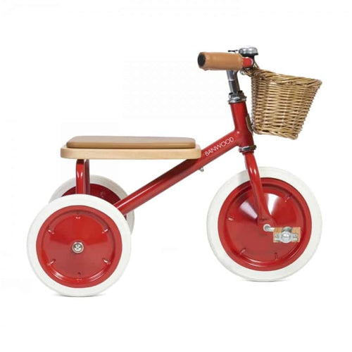 Banwood Trike - Red - Fast shipping Dreamy Kidz - Australia