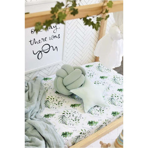 Enchanted Fitted Cot Sheet | Snuggle Hunny Kids - Fast