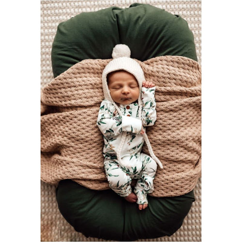 Eucalypt Growsuit | Snuggle Hunny Kids - Fast shipping