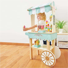 Load image into Gallery viewer, Honeybake Ice Cream and Treats Trolley - Fast shipping