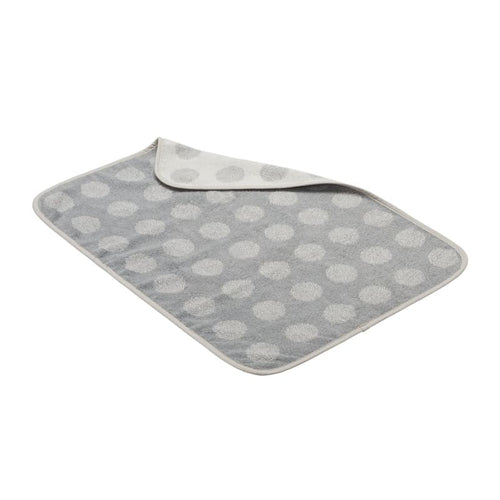 Leander Matty Change Mat Topper - Cool Grey - Fast shipping