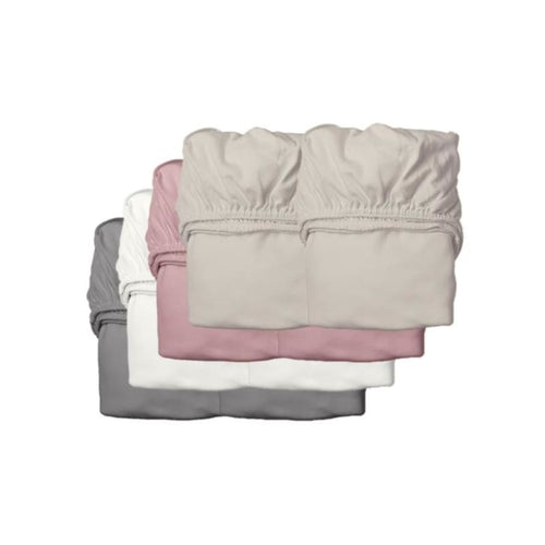 Leander Organic Cot Sheets - Fast shipping Dreamy Kidz -
