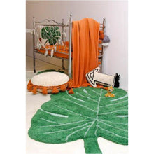 Load image into Gallery viewer, Lorena Canals Washable Rug Monstera Leaf - Fast shipping
