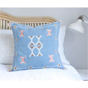 Nomadic Cushion - Azure - Closely Knit Fast shipping Dreamy