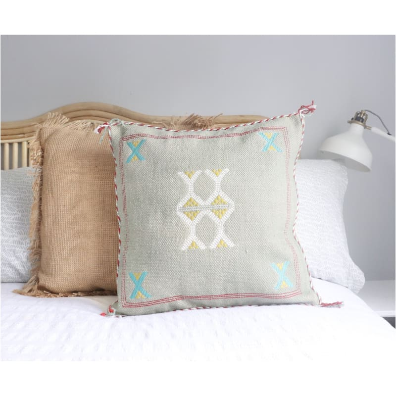 Nomadic Cushion - Sea - Closely Knit Fast shipping Dreamy