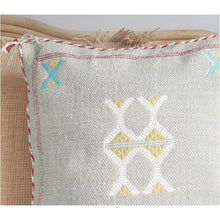 Load image into Gallery viewer, Nomadic Cushion - Sea - Closely Knit Fast shipping Dreamy