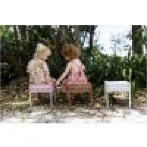 Olli Ella Storie Stool - Natural - Fast shipping Dreamy Kidz