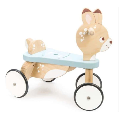 Petilou Ride On Deer - Le Toy Van Fast shipping Dreamy Kidz