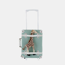 Load image into Gallery viewer, Olli Ella See Ya Suitcase - Mint