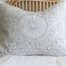 Load image into Gallery viewer, Sun Kantha Cushion - Closely Knit Fast shipping Dreamy Kidz