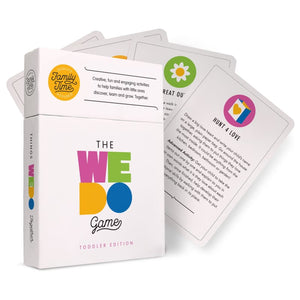 The WeDo Game - Toddler Edition - Fast shipping Dreamy Kidz