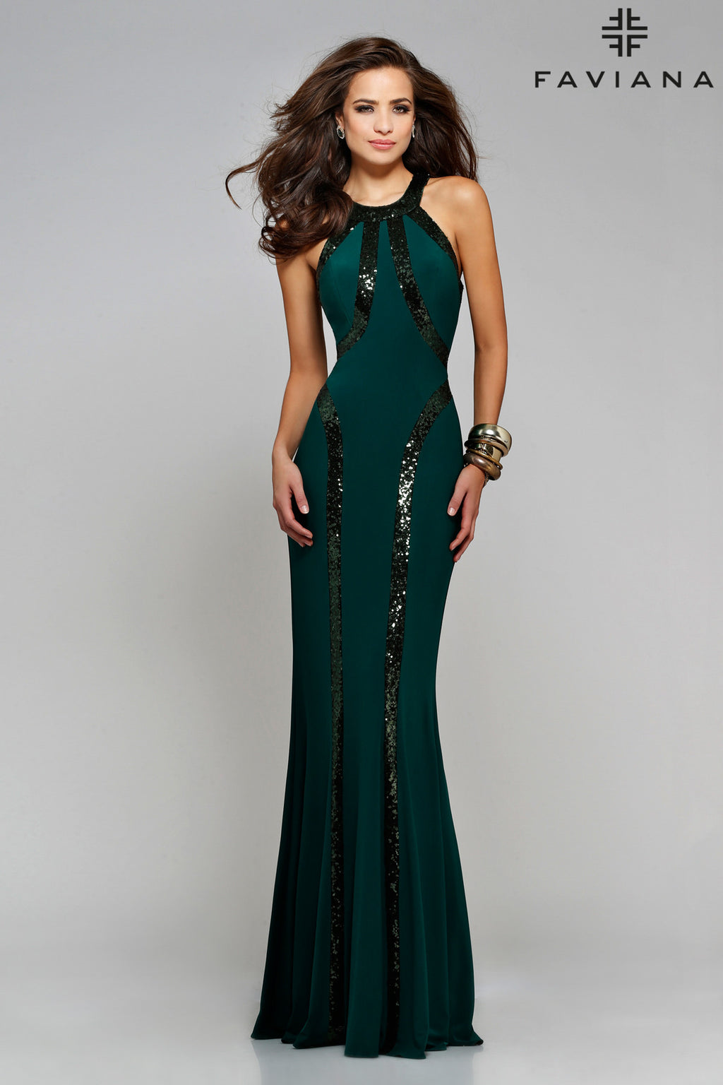 Faviana 7510 Prom Dress
