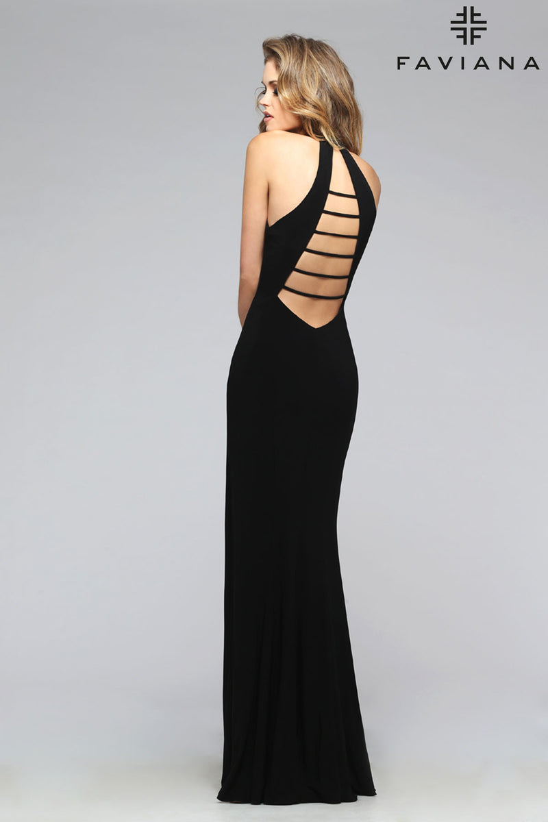 Faviana Evening Dress Style 7540