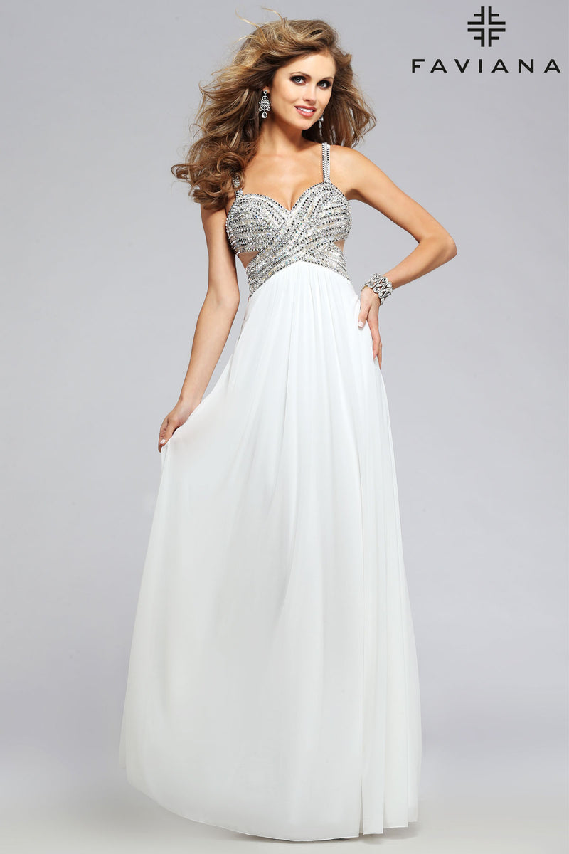 Faviana Prom Dress 7710