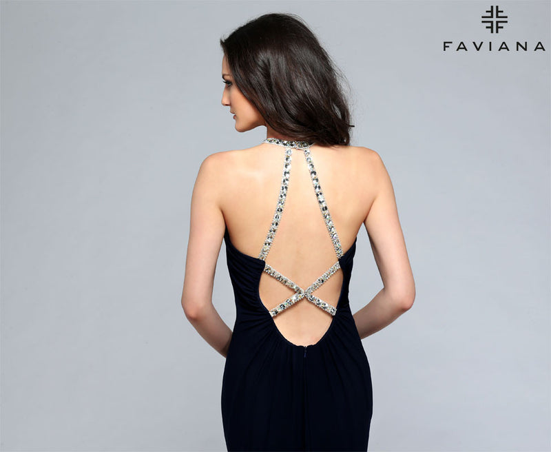 faviana 7781 back