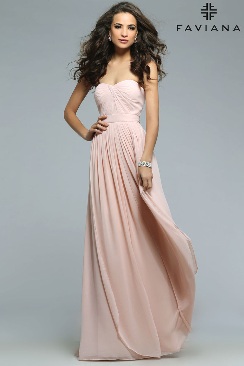 faviana 7822 dress