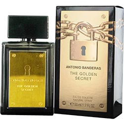Antonio Banderas The Golden Secret Perfume by Antonio Banderas