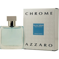 Chrome Women's Fragrance by Azzaro