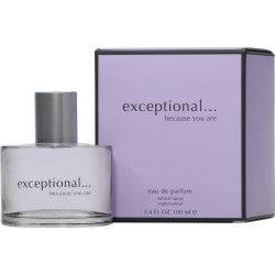 Exceptional-Because You are, Fragrance