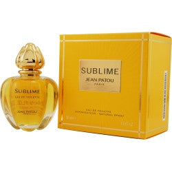 Sublime Perfume by Jean Patou