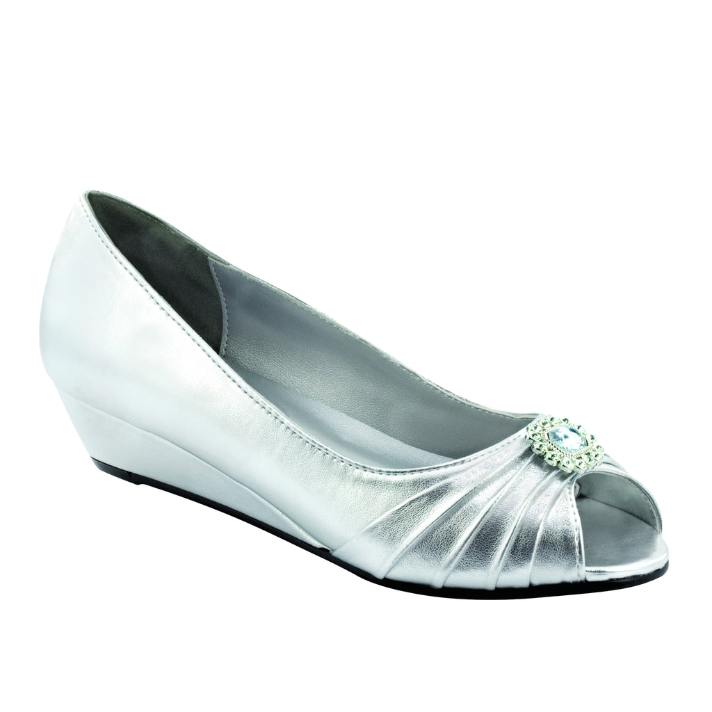 dyeable anette silver metallic 31413
