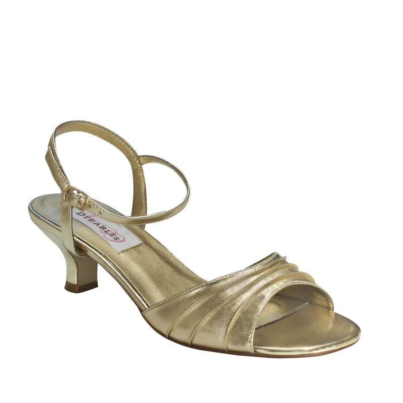 dyeable brielle gold metallic 11810