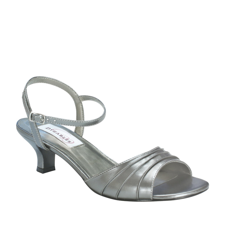dyeable brielle pewter metallic 11910
