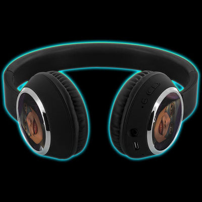 Bluetooth Headphones - THE ROYAL CYBER DOLLS