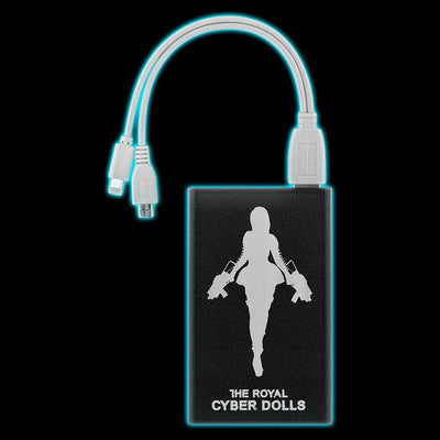 Ultra Power - THE ROYAL CYBER DOLLS