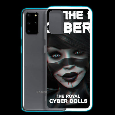 Cyber Phone Case - THE ROYAL CYBER DOLLS