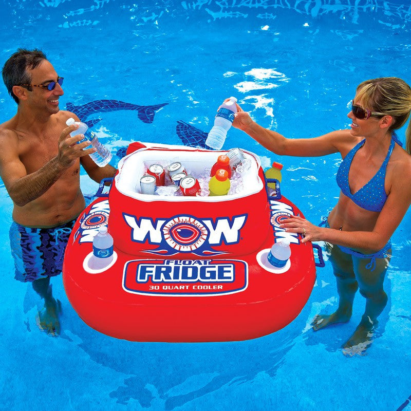 FLOAT FRIDGE 30 PACK COOLER