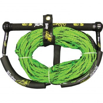 Deluxe Wakeboard Rope with Shammy Grip