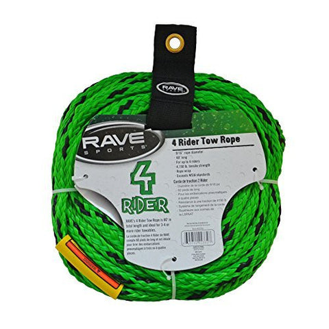 4 Rider Tow Rope