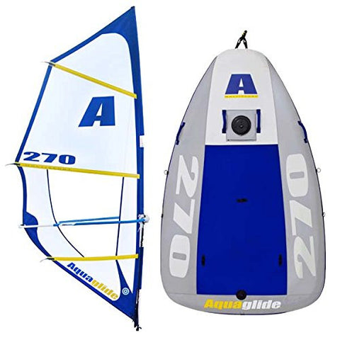 MULTISPORT 270 (Sailboat/Windsurfer/Towable)