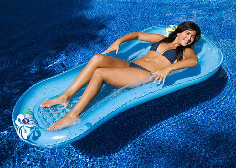 Serenity Air Mat Pool Float