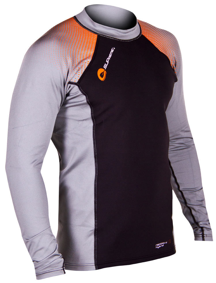 CONTOUR™ QUANTUM FOAM™ NEOPRENE LONG-SLEEVE TOP