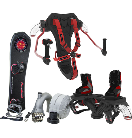 ZR Flyboard Pro Series + Hoverboard + Jetpack + Wireless EMK