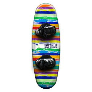 Jr. Impact II Wakeboard with Charger Boots