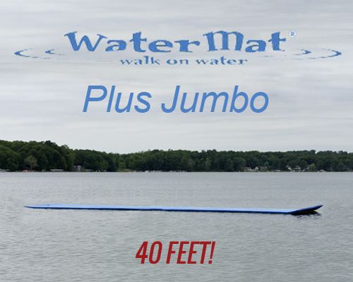 40 Feet long WaterMat Plus Jumbo