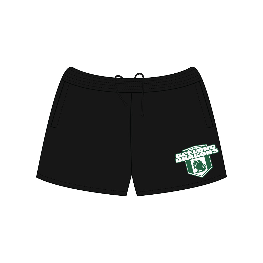 Geelong Dragons Gym Shorts