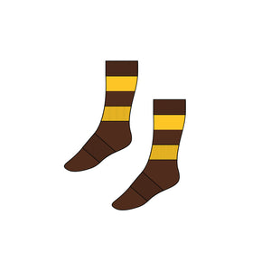 Inverleigh FNC Football Socks - Short