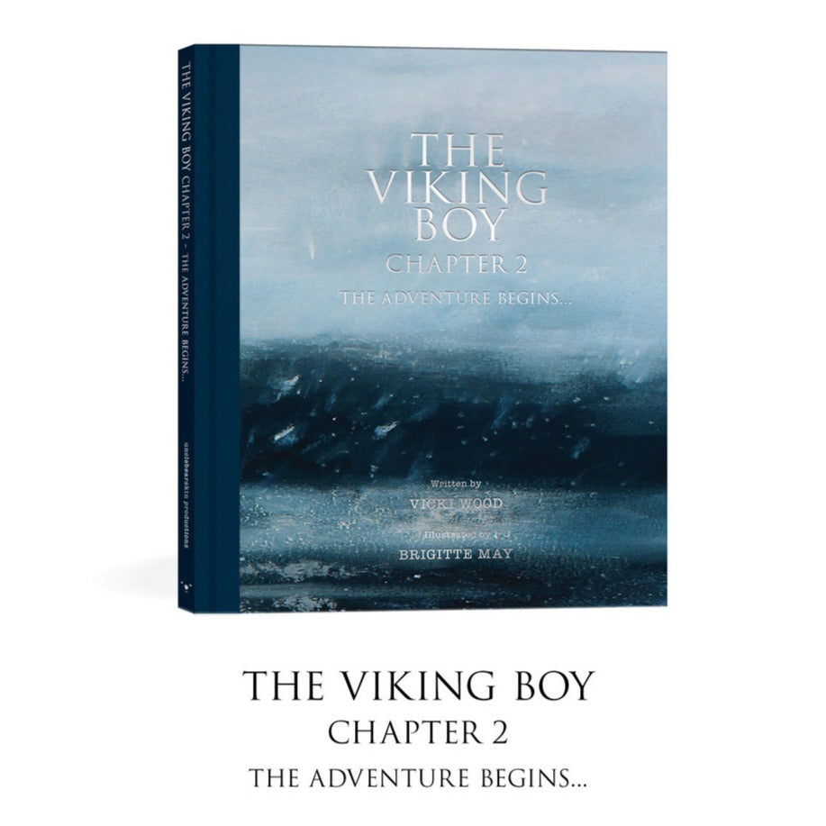 The Viking Boy - Chapter 2