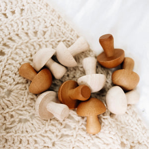 Mushrooms - Set of 10