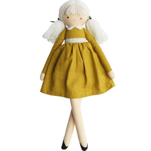 Pippa Doll - Butterscotch Linen