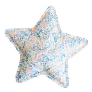 Star Cushion - Liberty Blue
