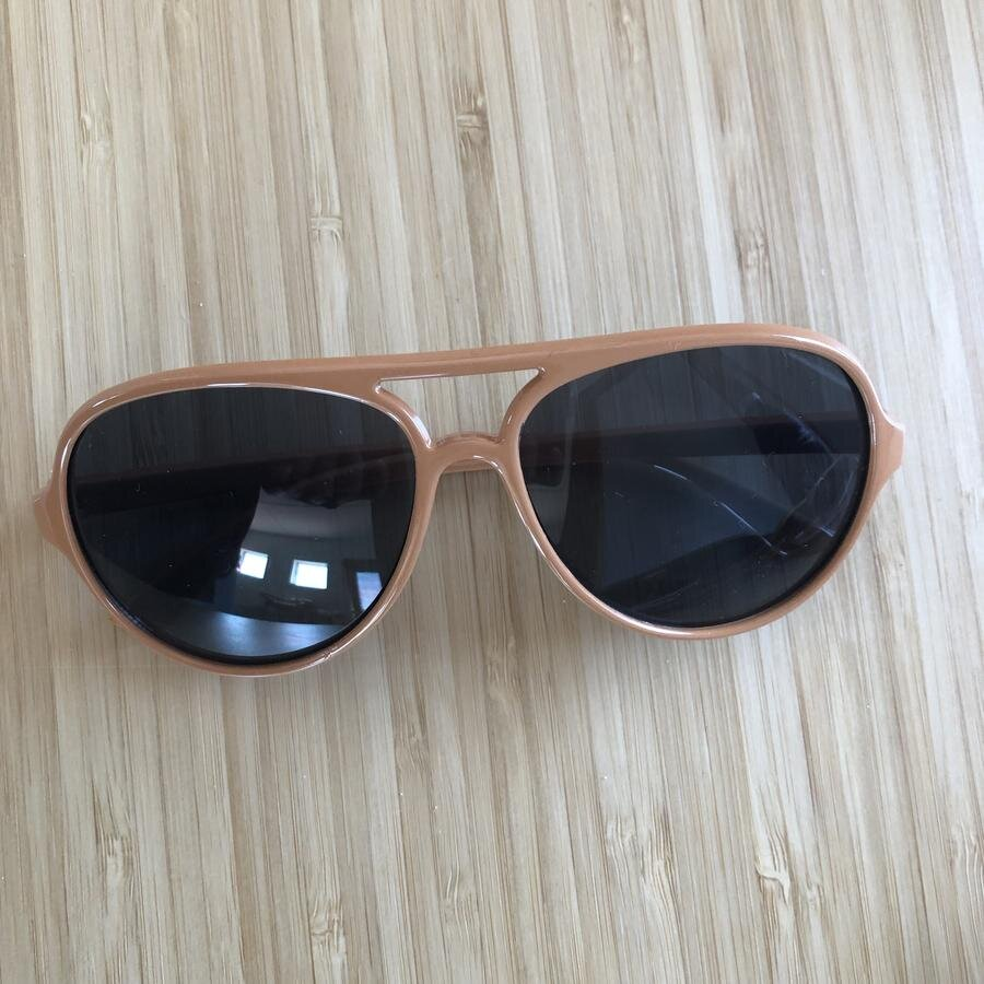 Aviator Sunglasses UV 400 - Desert