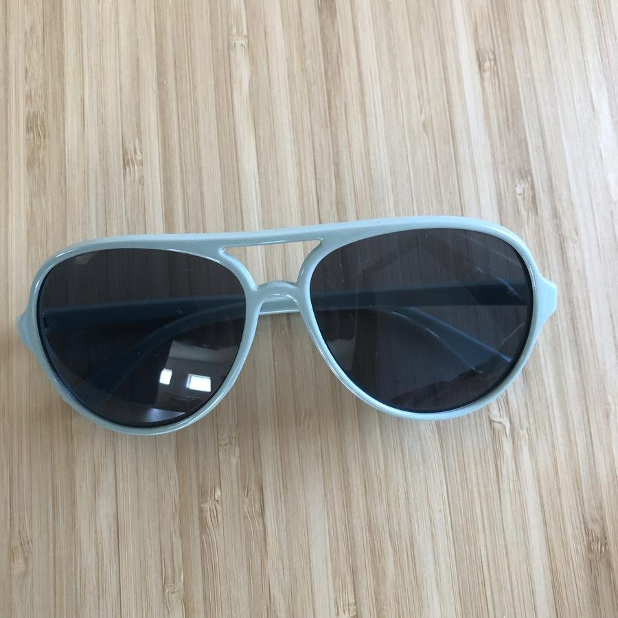 Aviator Sunglasses UV 400 - Sage
