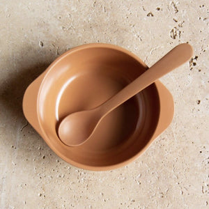 Bloomware First Food Set - Clay