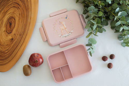Lunchbox - Fawn Pink
